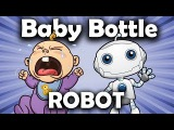 Baby Bottle Robot
