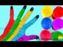 Посмотри видео про цвета на английском языке