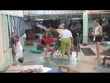 A medical yoga class with Dr Geeta S. Iyengar.mov