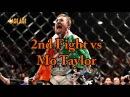 3 первые победы в MMA Конор Макгрегор / First three wins in MMA CONOR MCGREGOR