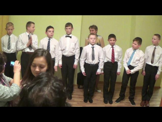 Весёлое новогоднее путешествие истории и жизнь ребят из школы интерната Ригоди ...