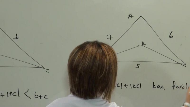 YGS Geometri Üçgende Açı Kenar Bağıntıları