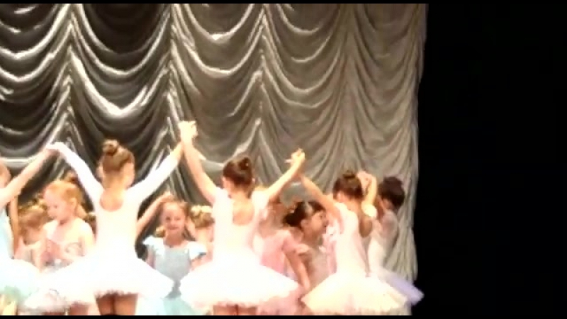 Моя маленькая балерина