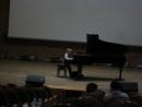 Санкт-Петербург.Открытый фортепианный конкурс имени Натана Перельмана.Лауреат- III степени