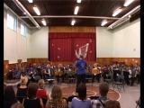 So sind Wir! (A. Vossen), Rezekne summer accordion camp Orchestra, conductor V. Ushakov