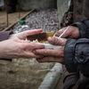 Помощь бездомным. Гатчина
