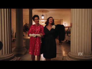 FEUD׃ Bette and Joan Trailer — Naked Rancor