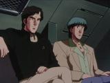 Легенда о героях галактики  Legend of the Galactic Heroes OVA 062