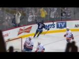 Alex Burmistrov 4-4 GOAL vs. Islanders 01.27.2013 / Шайба Александра Бурмистрова в ворота «Айлендерс»