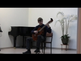 Ф. Сор - Вариации на тему В. А. Моцарта