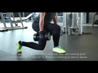 Комплексная тренировка для женского пола