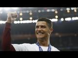 Речь Криштиану Роналду в раздевалке после победы на Евро-2016