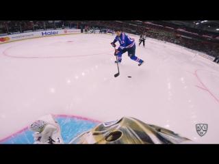GoPro на шлеме Игоря Бобкова