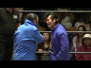 ZERO1 Kohei Sato 15th Anniversary Show (2016.11.06)