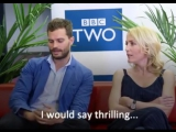 Jamie Dornan, Gillian Anderson - The Fall Series 3 in three words
