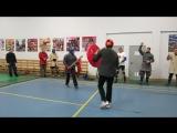 3 на 3.Спортмеч.Саратов.Индивидуалки.В.Григоренко-И.Водин.Щит-меч.1 раунд.