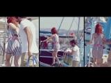 Серкан Чайоглу в клипе певицы Hande Yener с песней