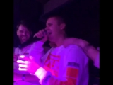May 24 Another video of Justin and the Chainsmokers at 1 Oak in New York City, NY.