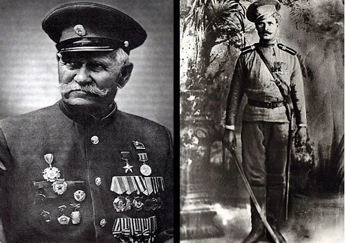 Герой СССР К.И. Недорубов