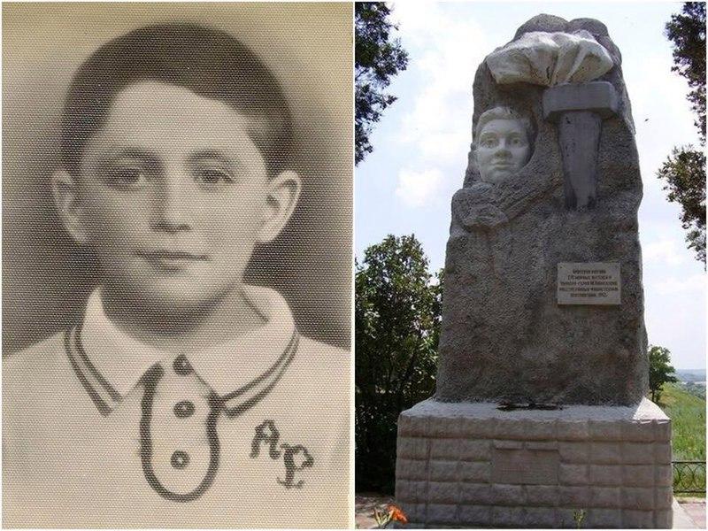 Юный герой Муся Пинкензон