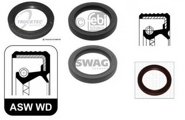 Уплотняющее кольцо, распределительный вал; Уплотнительное кольцо, первичный вал для BMW Z1