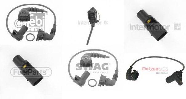 Датчик, частота вращения; Датчик частоты вращения, управление двигателем для BMW Z8 (E52)