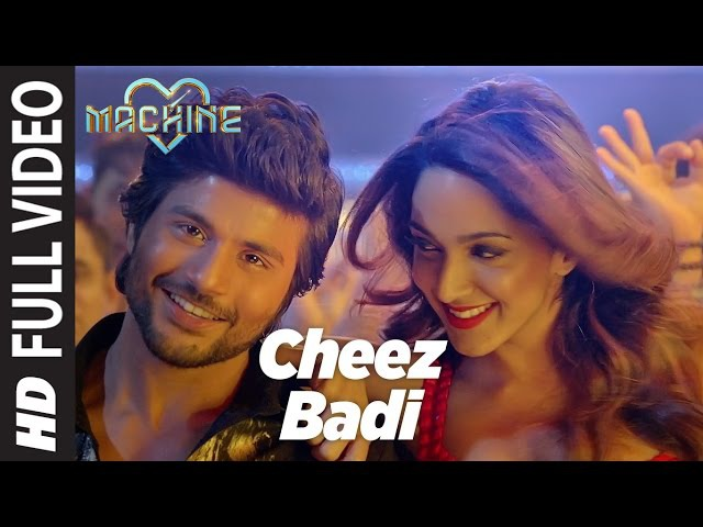 Cheez Badi Full Video | Machine | Mustafa Kiara Advani | Udit Narayan Neha Kakkar | T-Series