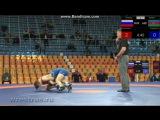 53 кг - Екатерина Полещук - Лейла Курбанова Россия - Азербайджан