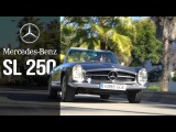 Тест-драйв Mercedes Benz W113 (250SL) Pagoda, 1968 года выпуска.