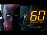 60 SECONDS LEFT - Countdown Movie Mashup