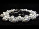 Hermoso y Fácil Collar de Perlas y 42