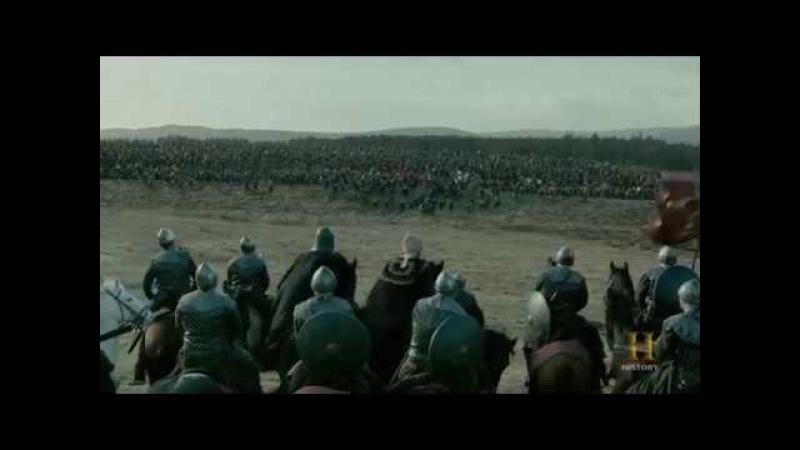 Викинги: Сцена атаки, месть за Рагнара