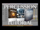 How To Create Epic and Cinematic Percussion Drum Layering Tutorial