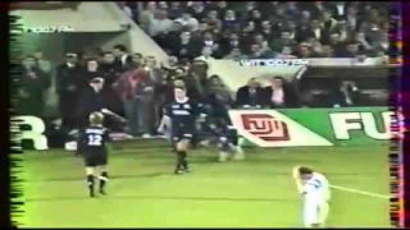Bordeaux 3 - 0 Marseille (21-10-1989) - 2nde mi-temps - Division 1