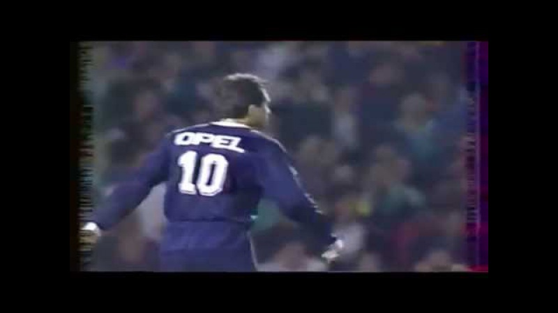 Bordeaux 3 - 0 Marseille (21-10-1989) - 1ère mi-temps - Division 1