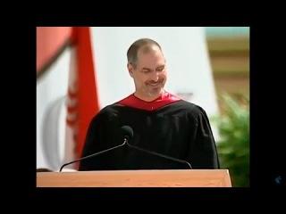 Стив Джобс Выпускникам Стенфорда | 3 истории из своей жизни (Мотивация)