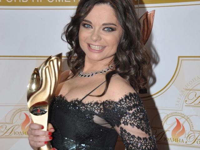 Наташа Королева премия «Людина року 2011» 24 03 2012