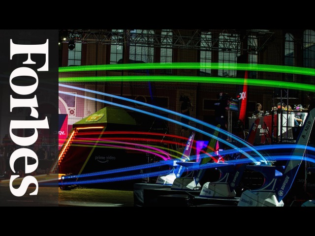 The Drone Racing League Brings A Futuristic Sport To Life | Forbes