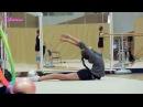 Девочка  гимнастка