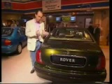 Old Top Gear - MGF, Rover 200 and Rover 400 Saloon Launch