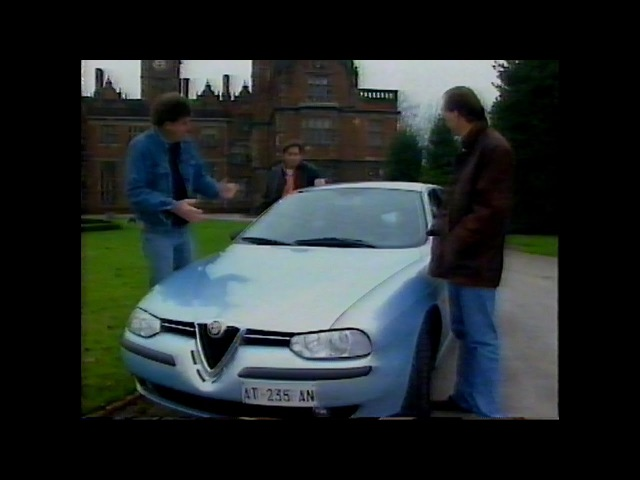 Old Top Gear 1997 - Car of the Year 97
