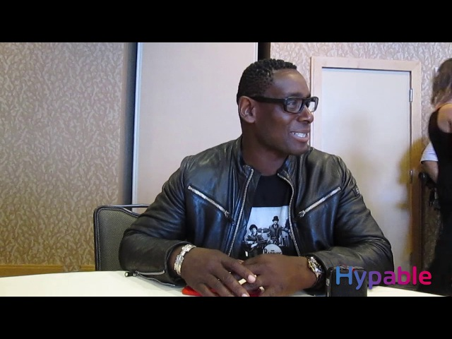 SDCC 2017: Supergirl's David Harewood chats about his character J'onn J'onzz