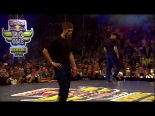 B-Boy Pluto vs Intact /// final /// Red Bull BC One Ukraine Cypher 2016