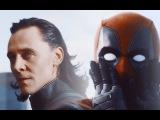Deadpool &amp Loki