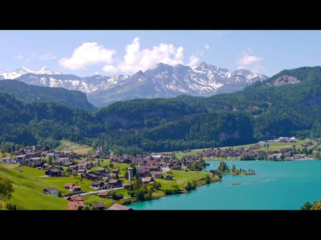 Lake Lungern - Panasonic Lumix GH2 - Glidecam HD 1000