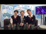 [ENGSUB] 161112 BLOCK B BASTARZ reaction on MBC Music Core
