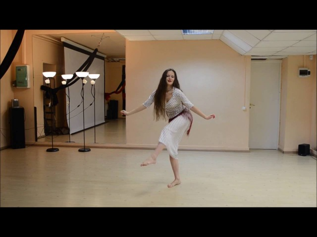Александра Чарская - Профессионалы(Фольклор)/Essam Karika - Nezelna El Sayeda
