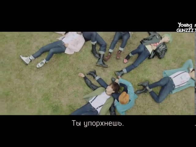 [FMV] BTS - Butterfly (рус. саб.) [FSG Young Gunzzz]