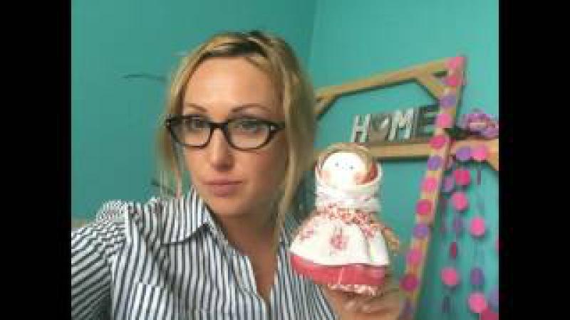 Мастер-класс кукла оберег (мальчик и девочка)