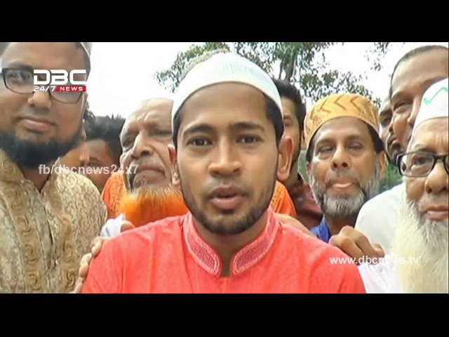 Cricketers celebrate Eid in their area - DBC News TV